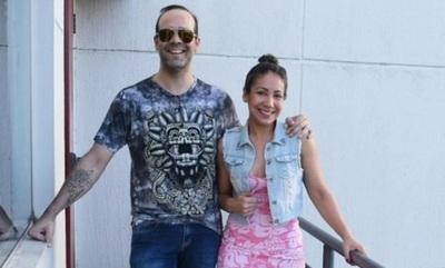 Patricia Vargas reveló que tuvo miedo de trabajar con Álvaro Mora