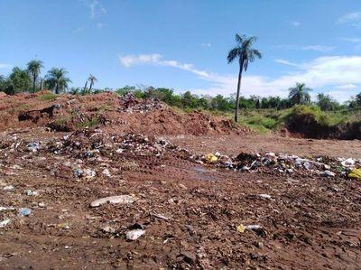 Fiscalía imputa al Intendente de Yaguarón por quema de basura