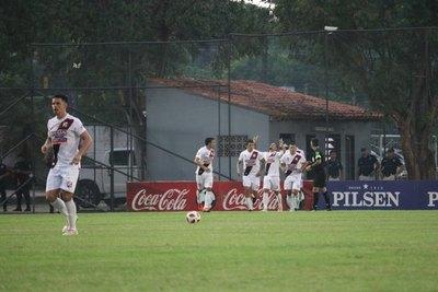 Triunfazo de River Plate ante Luqueño