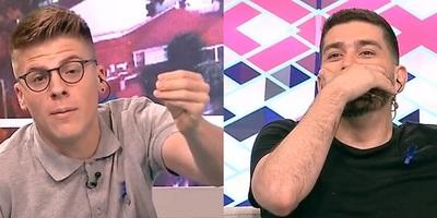 """Leo Rivas """"paseó"""" a Jotita y se hizo viral"""