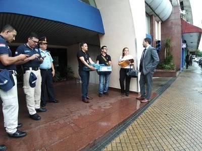 Ramón González Daher y su hijo fueron imputados por lavado de dinero y usura. Fiscal pide prisión para ambos