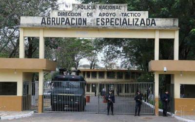 RGD y González Karjallo a la Agrupación Especializada