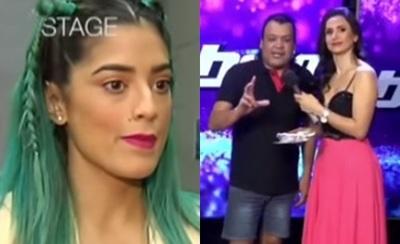 'Está acostumbrada a provocarle a marido ajeno' dijo Gustavo Cabaña apuntando a un rumor sobre Kassandra Frutos