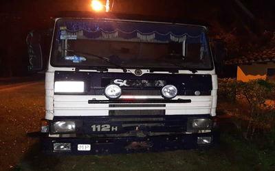 Imputada por presunto contrabando de combustible