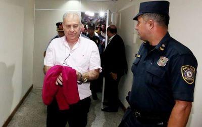 Apelan prisión preventiva de Ramón González Daher