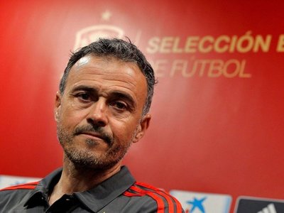 Luis Enrique vuelve a la selección de España