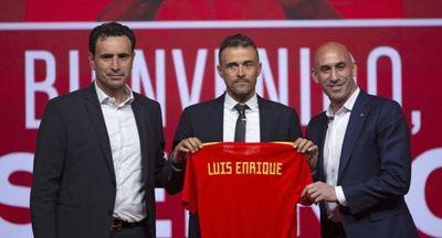 Luis Enrique vuelve a ser el seleccionador de España