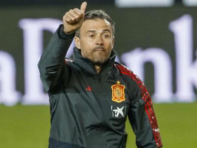 Luis Enrique es otra vez DT de España