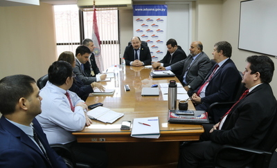 Aduanas recibe esta semana la visita y asistencia técnica del FMI