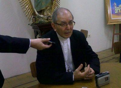 Valenzuela presentó renuncia al Arzobispado de Asunción