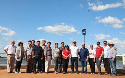 Inversionistas de la India analizan inversión en el sector turístico del Paraguay