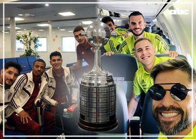 River y Flamengo vuelan a Lima