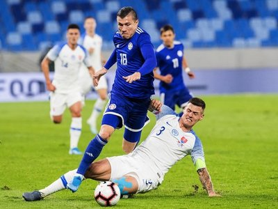 Samudio explica la escasez de gol en la Albirroja