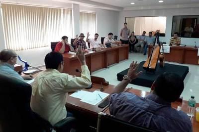 Elijen a nuevo presidente de la Junta Municipal de Luque •