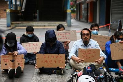 China promete replicar a EEUU tras apoyo a manifestantes de Hong Kong