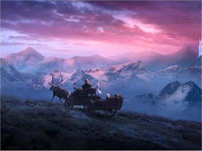 La magia de Frozen regresa a los cines de Estados Unidos