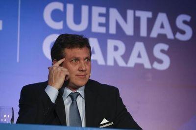 Acusan a Domínguez de pedir una fiesta de 40 millones