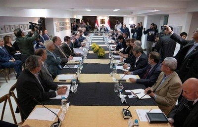 """HOY / ¿Improvisación o negociado en Itaipú?: comisión especial es """"timbre de panteón"""", arremeten"""