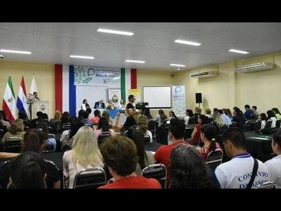 EXITOSO SEMINARIO NACIONAL SOBRE PREVENCIÓN Y TRATAMIENTO DE ADICCIONES