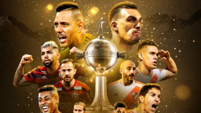 Flamengo y River, por la estrella de la Libertadores
