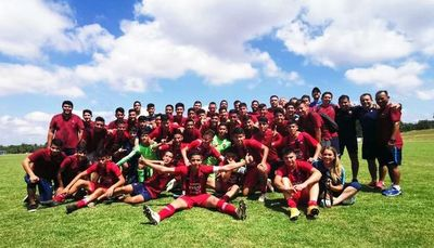 Cerro Porteño Sub 14, primer campeón del Clausura