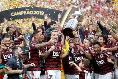 """""""Gabigol"""" ilumina a Flamengo"""