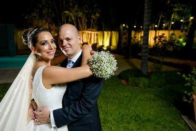 El sí de Bibiana & Manuel