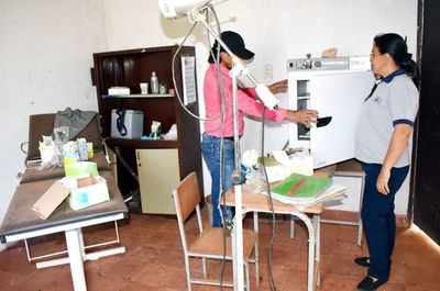 Urgen la reapertura de un puesto de salud en Santaní