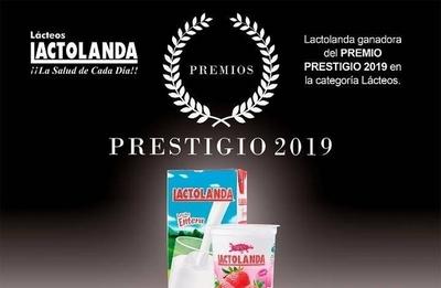 HOY / Lactolanda, la empresa láctea más prestigiosa del país