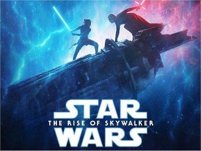 Guion de Star Wars: The Rise of Skywalker se puso a la venta en eBay