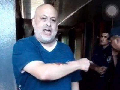 Policía presentará denuncia contra Payo Cubas