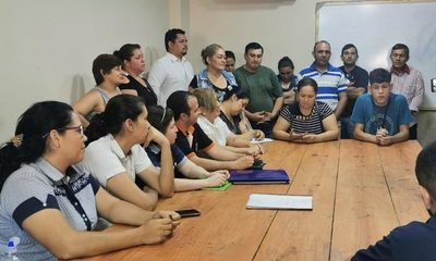 Ni alumnos, ni docente fueron echados del Centro Municipal, aclaran