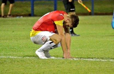 Deportivo Santaní desciende a segunda división
