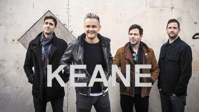 Keane en Paraguay