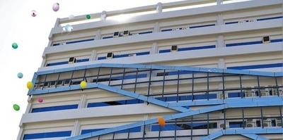 HOY / IMA inaugura nueva sede en Asunción