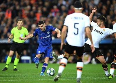Inter, Chelsea y el Lyon no pudieron ganar en la Champions