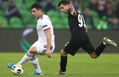 Con Alderete y Riveros, Basel cae en la Europa League