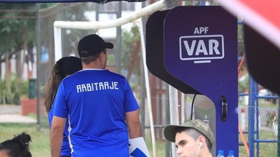 El VAR ya se implementa en Paraguay este 2019