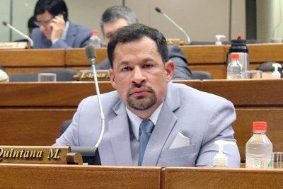 Pérdida de investidura de Ulises Quintana se trataría la próxima semana