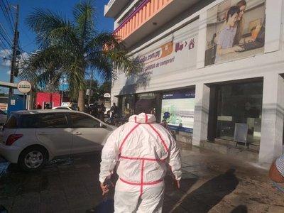 Dos personas hospitalizadas tras supuesto ataque con químico