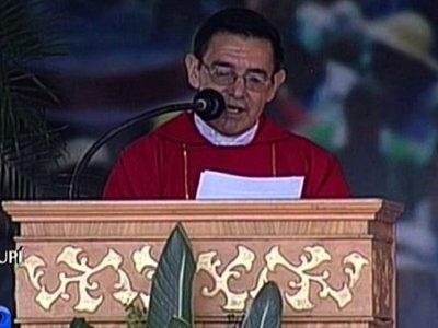 Iglesia critica la narcopolítica en la homilía de Caacupé