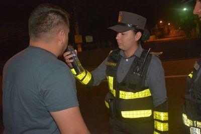 Demoran a 403 conductores alcoholizados en una semana