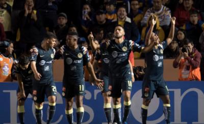 HOY / América vence al campeón Tigres y accede a la semifinal del Apertura MX