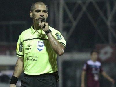 Árbitros de la final de la Copa Paraguay
