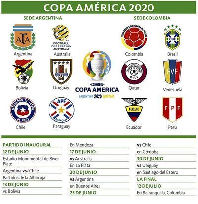 Grupo fuerte y el debut con Bolivia