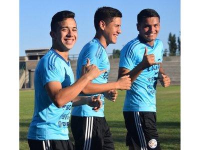 Paraguay Sub 15 va por el pase a semi ante Argentina