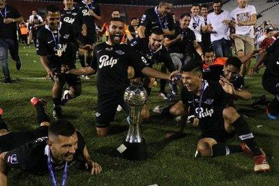 Libertad goleó a Guaraní y se consagró campeón de la Copa Paraguay