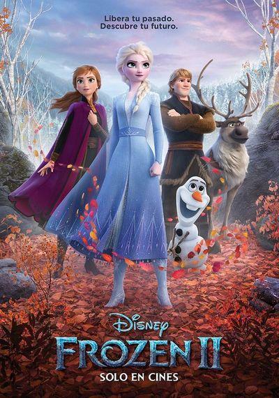 Frozen II (3D y 2D)