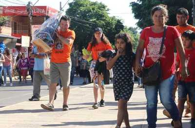 Arzobispo sostiene que el crecimiento económico debe dignificar a los paraguayos