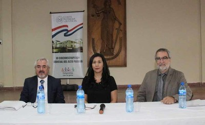 Realizan taller sobre Libertad de Expresión en Alto Paraná
